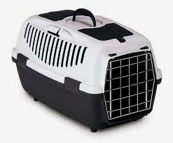 Transportkasse til 2 katte